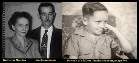 Charles Manson - Mother, father