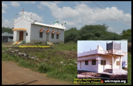 Churches in Palaparru- Jararaju case-2017
