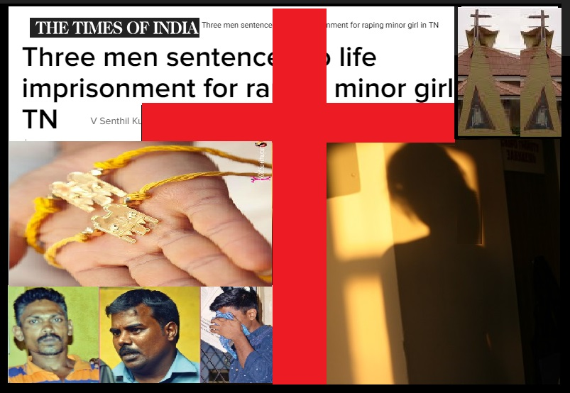 Raping by three christians- imprisonment - 06-10-2017-church-tali etc