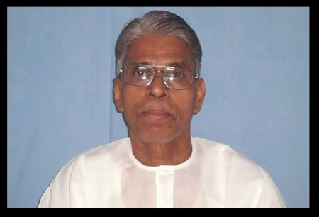Murdered pastor, Kanakaraj, 73