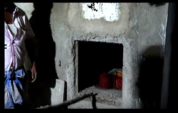 St Joseph Hospice- Vault broken- dead body inside