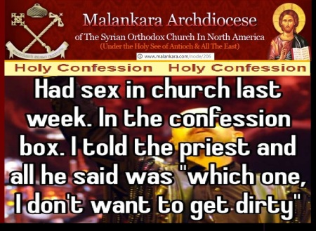 Malankara orthodox HOLY confession , etc