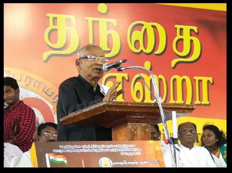 19-07-2018 - Ezra Sargunam 80th birthday celebration-1