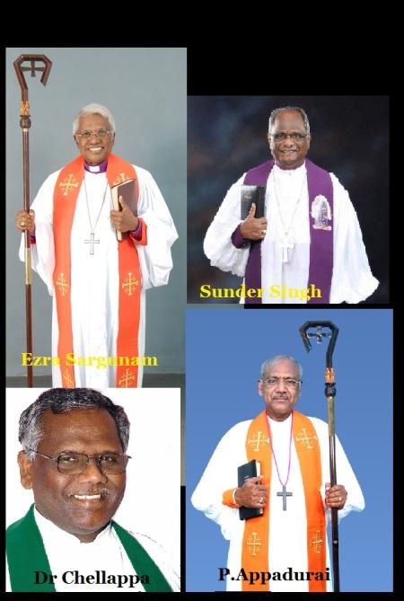 ECI bishops