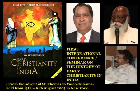 first-early-christianity-in-india-held-2005-santhosam-deivanayagam-john-samuel