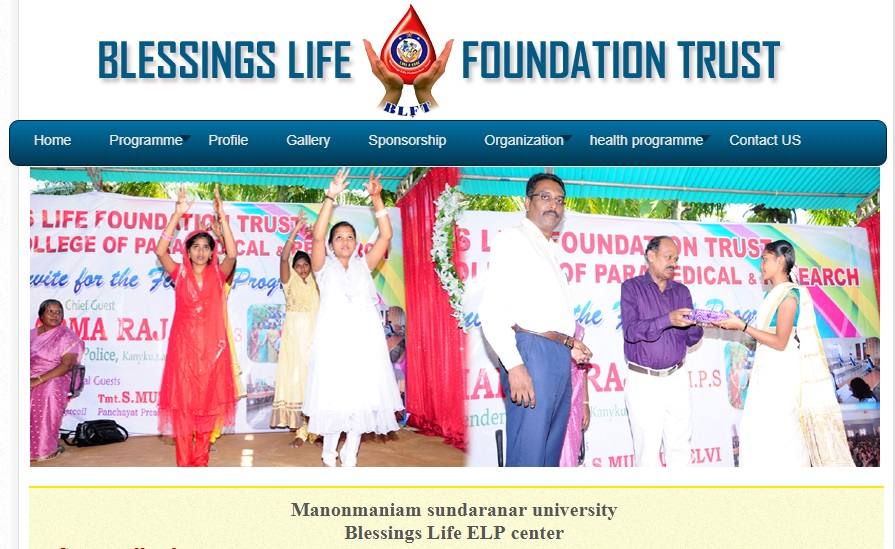 Blesings Life Foundation