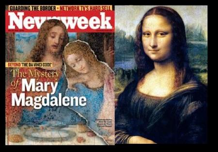 Mary Magdalene myth - Da vinci code-2