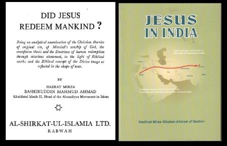 Mirza Ghulam Ahmad - Jesus in Kashmir