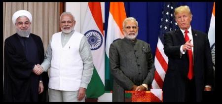 Iran, India, USA - OIL