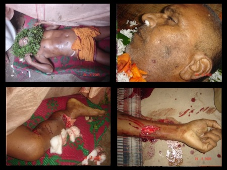 August 23, 2008 - assassinated by Maoist-christian terrorists-2