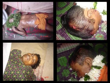 August 23, 2008 - assassinated by Maoist-christian terrorists