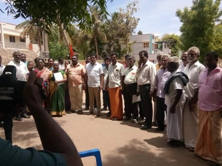 Niramanagar Residents, Tanjore-with members