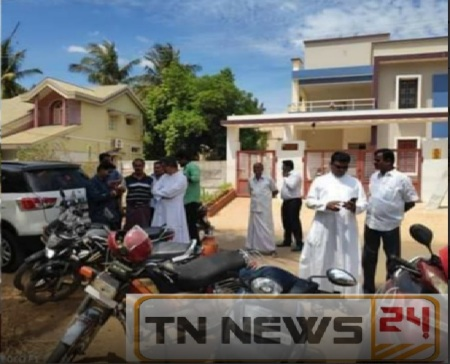 Thanjavur Diocese Society, Pastors object
