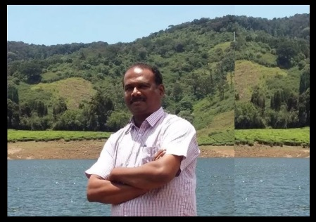 Raveen Rajasigh, Christian Collge, Madras.at coorg