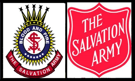 Salvation Army, symbol