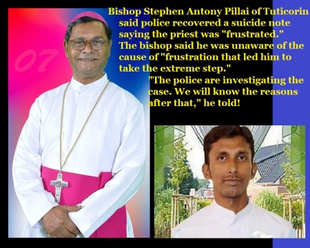 What Tuticorin Bishop says about Alwin 02-07-2020